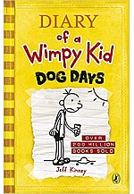 Diary of a Wimpy Kid 4 : Dog Days