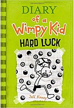 Diary of a Wimpy Kid 8 : Hard Luck