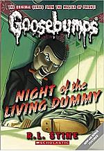 Goosebumps : Night of the Living Dummy