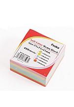 Цавуутай тэмдэглэл цаас цуглуулга G3344 75*75мм soft