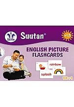 Суутан : English flash card