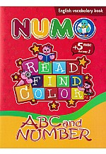 Read find color : ABC and Number