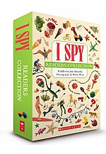 I SPY readers collection