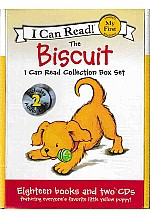 BISCUIT I can read collection box set