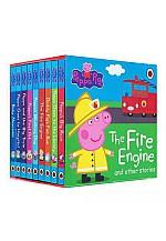Peppa pig; The fire engine /set/